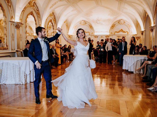 Il matrimonio di Andrea e Georgiana a Cortona, Arezzo 73