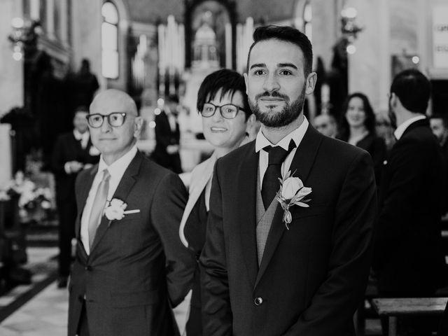 Il matrimonio di Davide e Francesca a Scorzè, Venezia 11