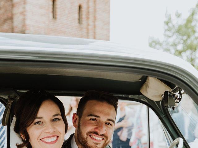 Il matrimonio di Davide e Francesca a Scorzè, Venezia 16