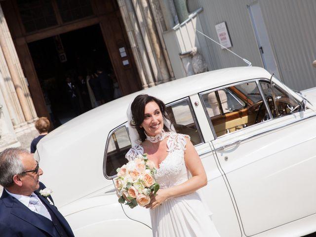 Il matrimonio di Mauro e Roberta a Monza, Monza e Brianza 16