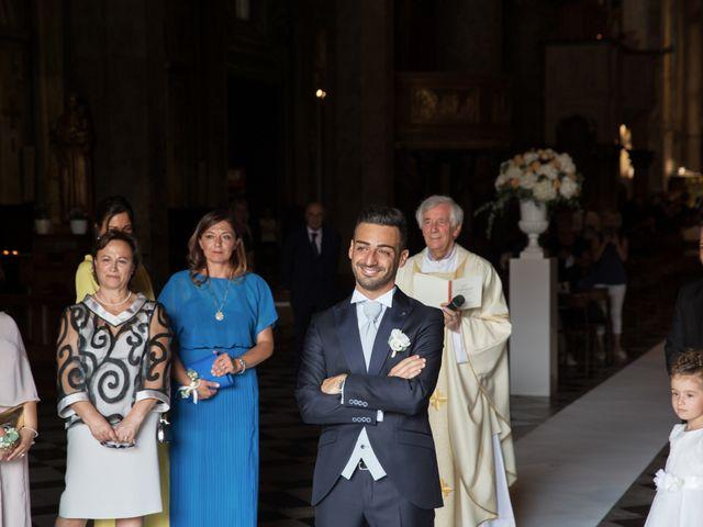Il matrimonio di Mauro e Roberta a Monza, Monza e Brianza 17