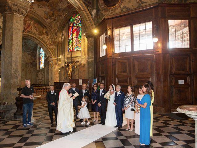 Il matrimonio di Mauro e Roberta a Monza, Monza e Brianza 18