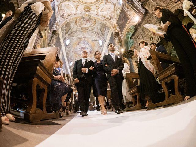 Il matrimonio di Mauro e Roberta a Monza, Monza e Brianza 19