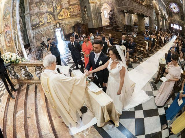 Il matrimonio di Mauro e Roberta a Monza, Monza e Brianza 23