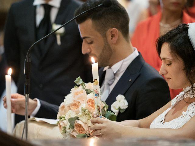 Il matrimonio di Mauro e Roberta a Monza, Monza e Brianza 25