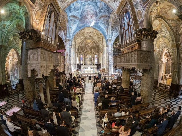 Il matrimonio di Mauro e Roberta a Monza, Monza e Brianza 27