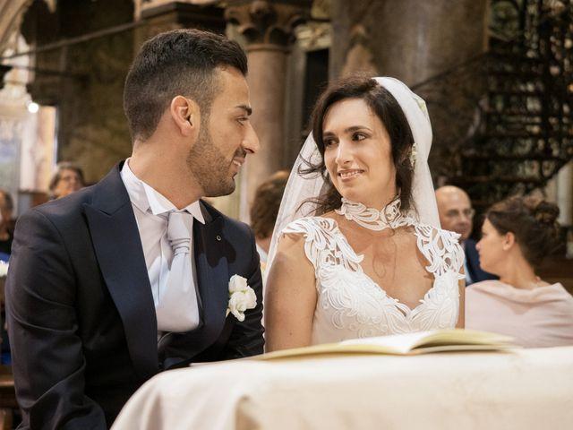 Il matrimonio di Mauro e Roberta a Monza, Monza e Brianza 28
