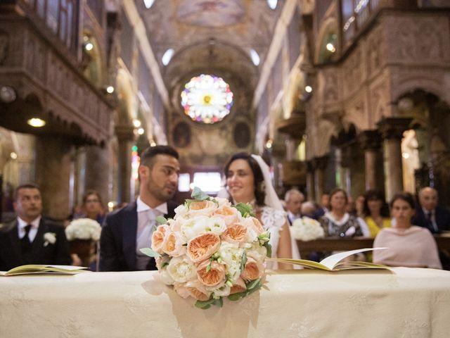 Il matrimonio di Mauro e Roberta a Monza, Monza e Brianza 29