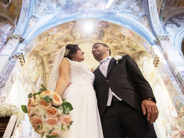 Il matrimonio di Mauro e Roberta a Monza, Monza e Brianza 30