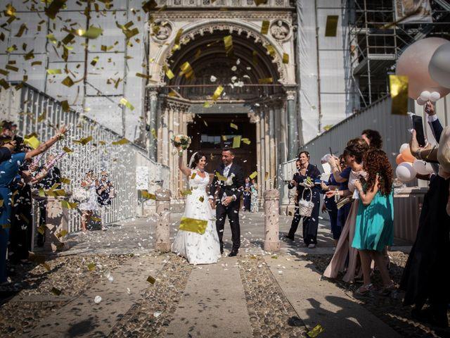 Il matrimonio di Mauro e Roberta a Monza, Monza e Brianza 31
