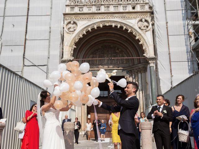 Il matrimonio di Mauro e Roberta a Monza, Monza e Brianza 33