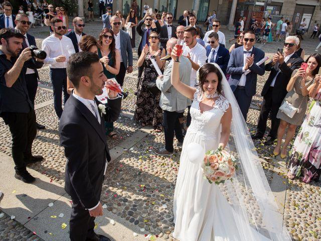 Il matrimonio di Mauro e Roberta a Monza, Monza e Brianza 34