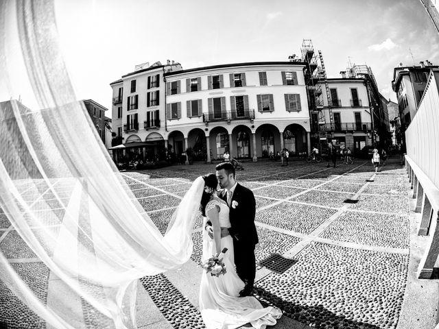 Il matrimonio di Mauro e Roberta a Monza, Monza e Brianza 36