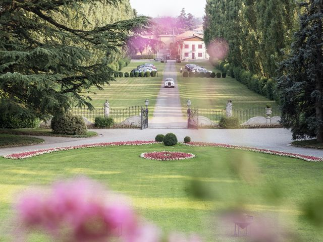 Il matrimonio di Mauro e Roberta a Monza, Monza e Brianza 40