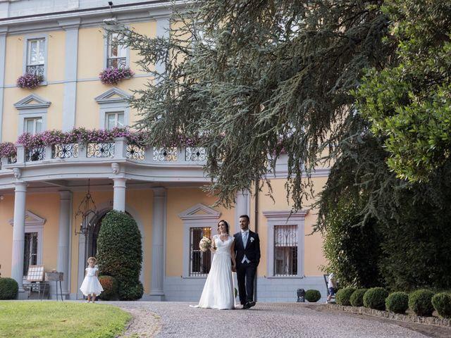 Il matrimonio di Mauro e Roberta a Monza, Monza e Brianza 45