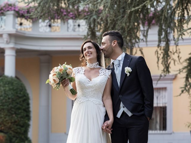 Il matrimonio di Mauro e Roberta a Monza, Monza e Brianza 46