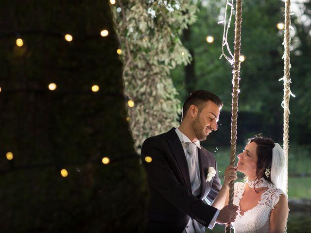 Il matrimonio di Mauro e Roberta a Monza, Monza e Brianza 48