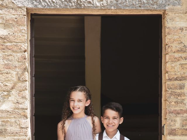 Il matrimonio di Matt e Anastasia a San Casciano dei Bagni, Siena 13