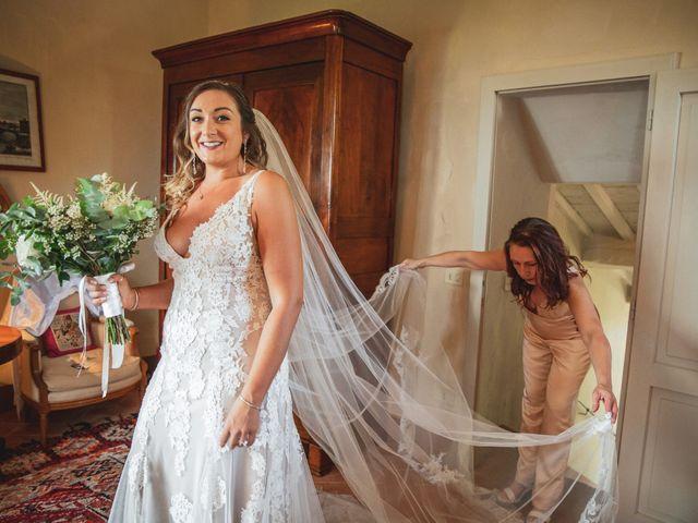 Il matrimonio di Matt e Anastasia a San Casciano dei Bagni, Siena 16