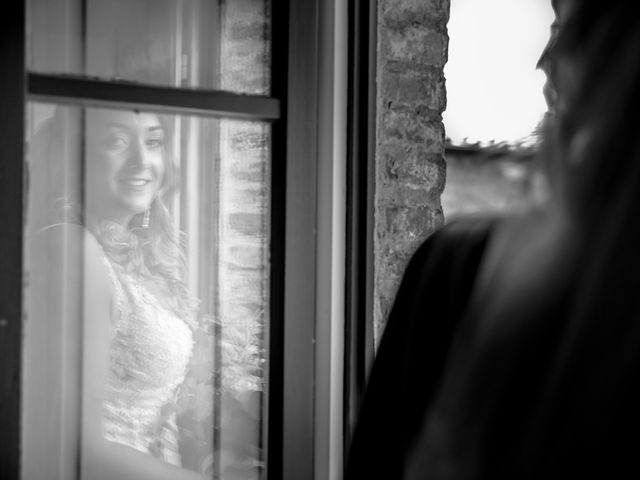 Il matrimonio di Matt e Anastasia a San Casciano dei Bagni, Siena 17