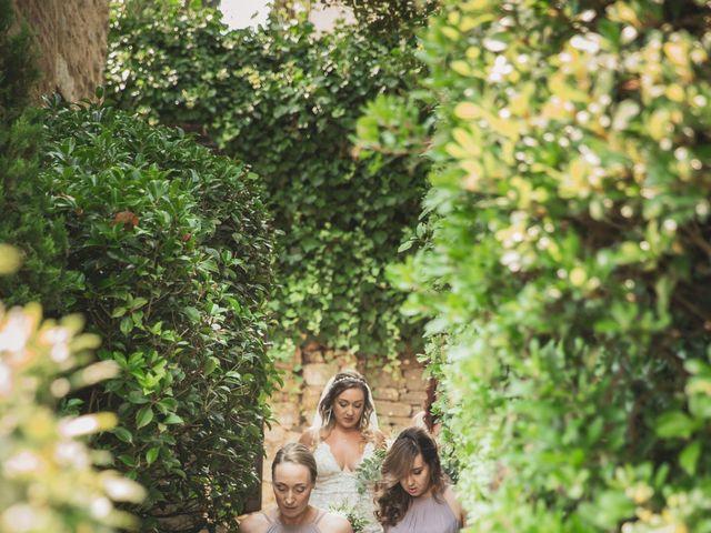 Il matrimonio di Matt e Anastasia a San Casciano dei Bagni, Siena 19