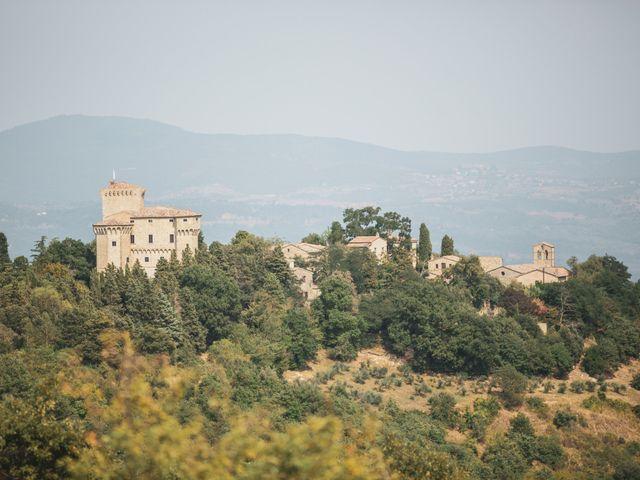 Il matrimonio di Matt e Anastasia a San Casciano dei Bagni, Siena 24