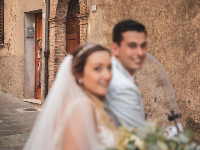 Il matrimonio di Matt e Anastasia a San Casciano dei Bagni, Siena 26