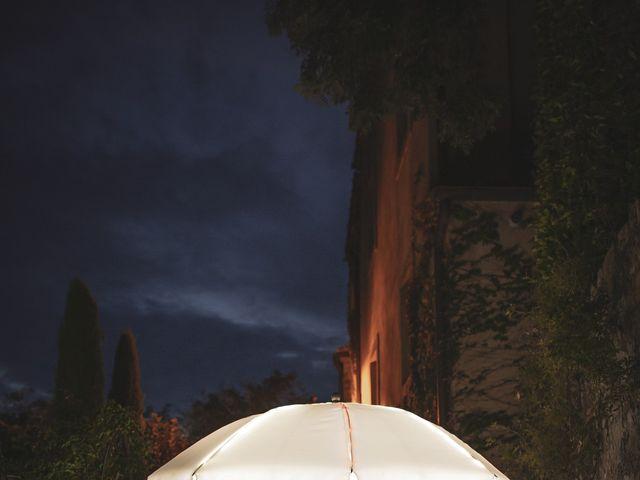 Il matrimonio di Matt e Anastasia a San Casciano dei Bagni, Siena 36