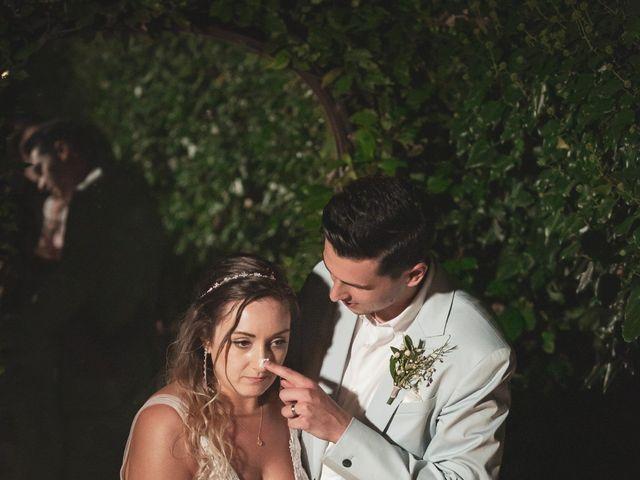 Il matrimonio di Matt e Anastasia a San Casciano dei Bagni, Siena 37