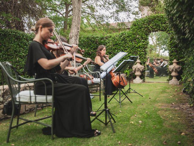Il matrimonio di Matt e Anastasia a San Casciano dei Bagni, Siena 31