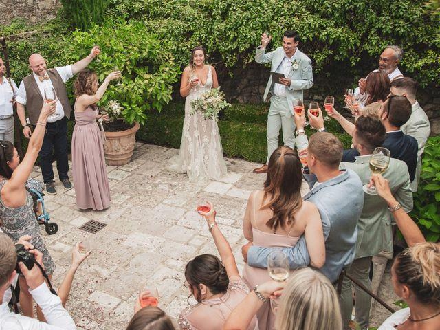 Il matrimonio di Matt e Anastasia a San Casciano dei Bagni, Siena 32