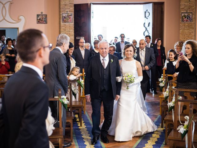 Il matrimonio di Daniele e Donatella a San Felice Circeo, Latina 25