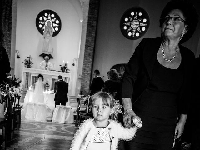 Il matrimonio di Daniele e Donatella a San Felice Circeo, Latina 34