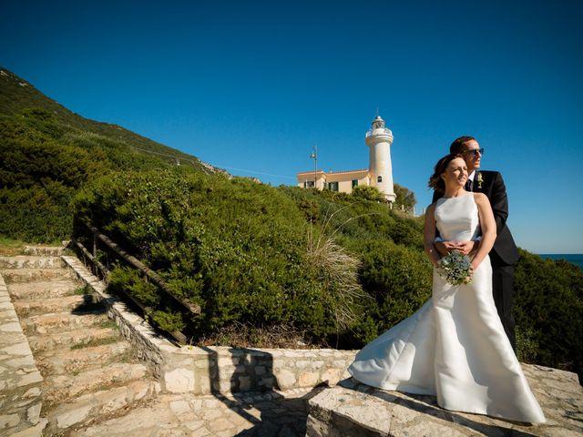 Il matrimonio di Daniele e Donatella a San Felice Circeo, Latina 42