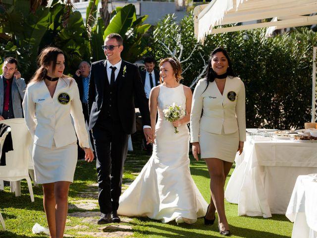 Il matrimonio di Daniele e Donatella a San Felice Circeo, Latina 46