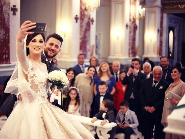 Le nozze di Costantino e Roberta