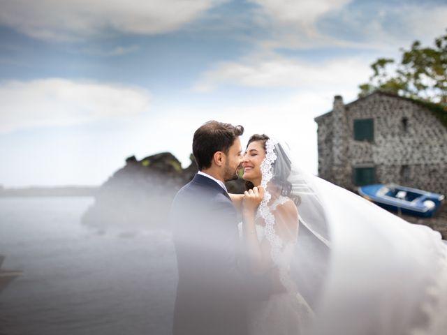 Le nozze di Alessandro e Giada