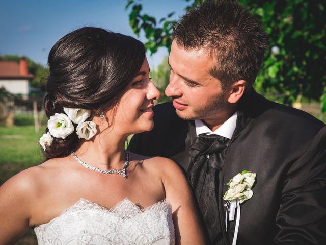 le nozze di Selena e Silvano