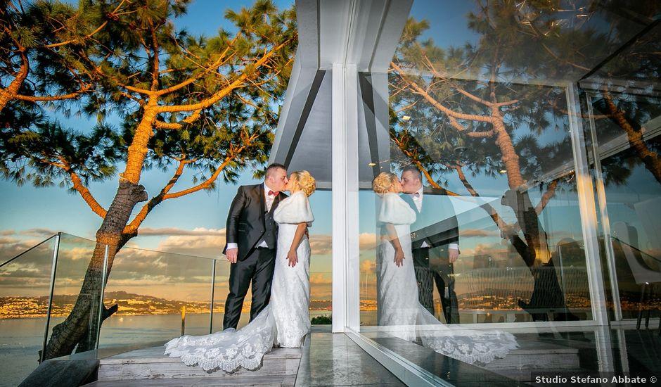 Il matrimonio di Emanuele e Valentina a Bacoli, Napoli