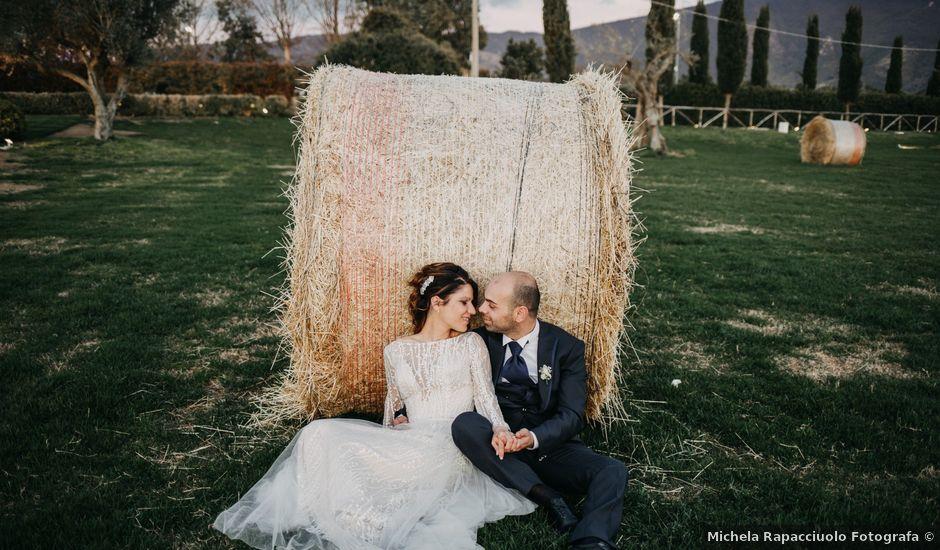 Il matrimonio di Fabio e Federica a Aquino, Frosinone