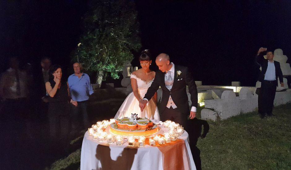 Il matrimonio di Stefania e Gabriele a Maranello, Modena