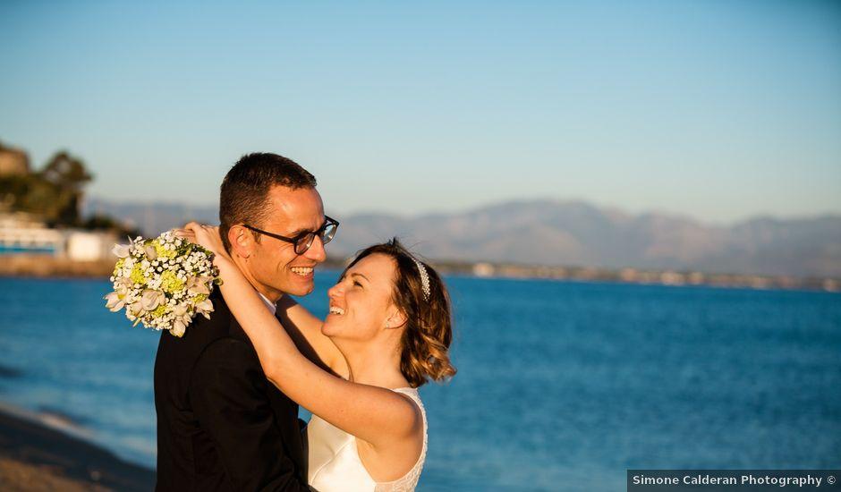 Il matrimonio di Daniele e Donatella a San Felice Circeo, Latina