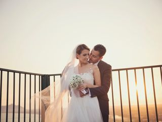 Le nozze di Maria Elena e Simone