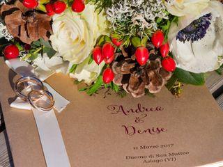 Le nozze di Denise e Andrea 1