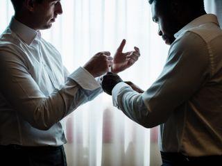 Le nozze di Federica e Anthony 1