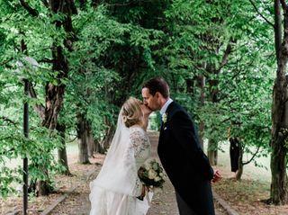 Le nozze di Federica e Anthony