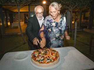 Le nozze di Patrizia e Piero