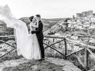 Le nozze di Alessia Rosa e Pierluigi