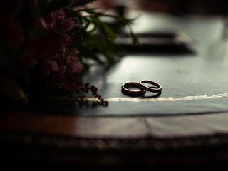 Le nozze di Cecilia e Michele 1
