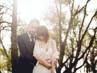 Le nozze di Luca e Cecilia